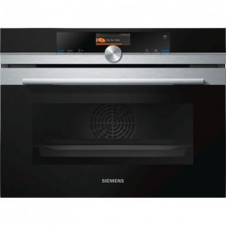 SIEMENS - FOUR VAPEUR ECOCLEAN DIRECT 47L INOX