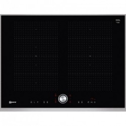 NEFF - TABLE 2X FLEXINDUCTION TWISTPAD INOX 70